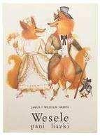 Okładka książki Wesele pani Liszki