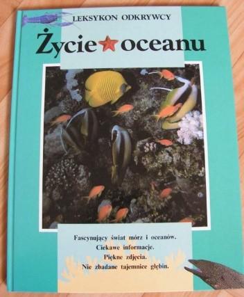 Okładka książki Życie oceanu. Leksykon odkrywcy