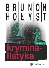 Okładka książki Kryminalistyka