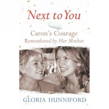 Okładka książki Caron's courage remembered by her mother