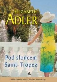 Okładka książki Pod słońcem Saint-Tropez