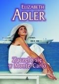 Okładka książki Zaczęło się w Monte Carlo