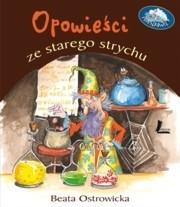 Okładka książki Opowieści ze starego strychu