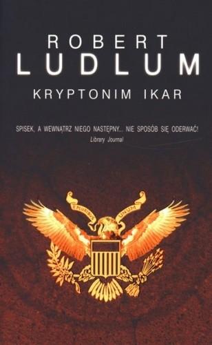 Okładka książki Kryptonim Ikar