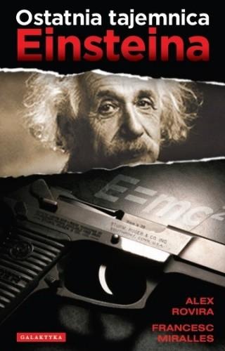 Okładka książki Ostatnia tajemnica Einsteina