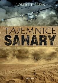 Okładka książki Tajemnice Sahary