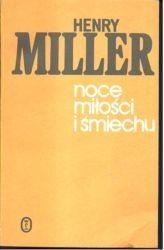 Okładka książki Noce miłości i śmiechu