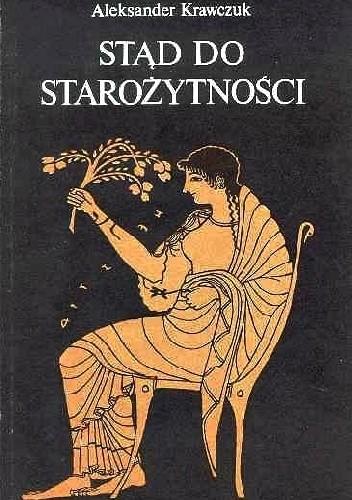 Okładka książki Stąd do starożytności
