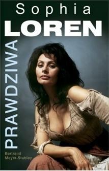 Okładka książki Prawdziwa Sophia Loren
