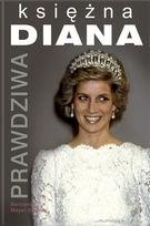 Okładka książki Prawdziwa księżna Diana