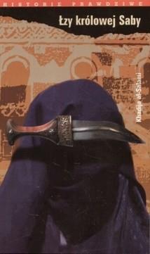 Okładka książki Łzy królowej Saby
