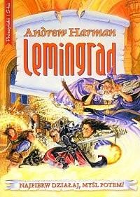 Okładka książki Lemingrad