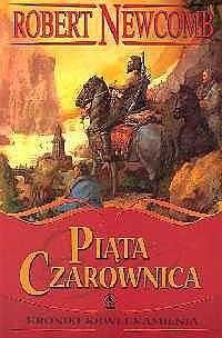 Okładka książki Piąta czarownica