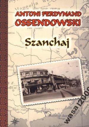 Okładka książki Szanchaj