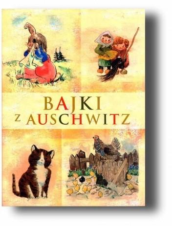 Okładka książki Bajki z Auschwitz