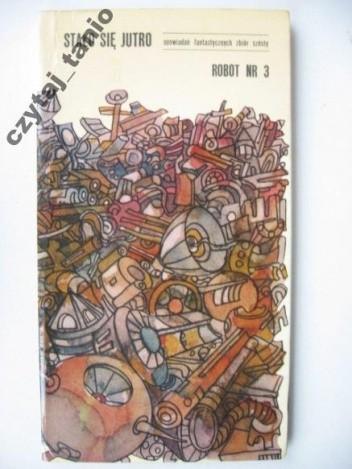 Okładka książki Robot nr 3