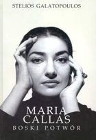 Okładka książki Maria Callas. Boski potwór