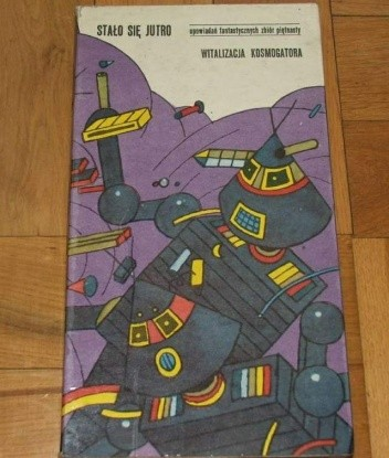 Okładka książki Witalizacja kosmogatora