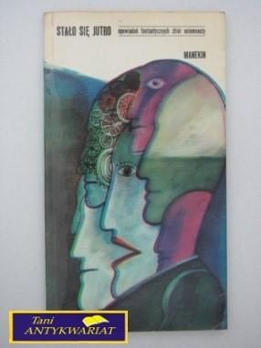 Okładka książki Manekin