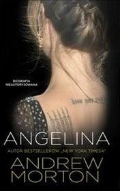 Okładka książki Angelina