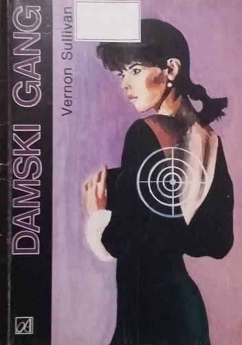 Okładka książki Damski gang