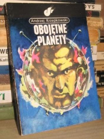 Okładka książki Obojętne planety