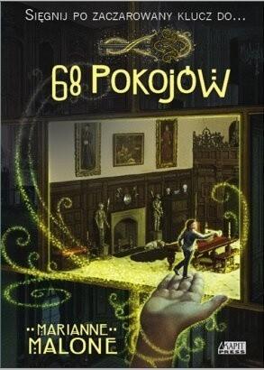 Okładka książki 68 pokojów