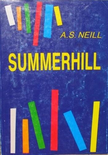 Okładka książki Summerhill