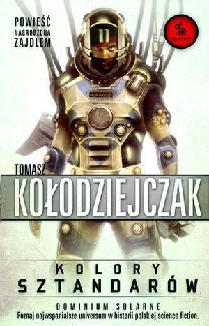 Okładka książki Kolory Sztandarów