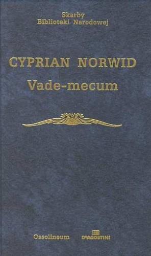 Okładka książki Vade-mecum