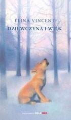 Okładka książki Dziewczyna i wilk