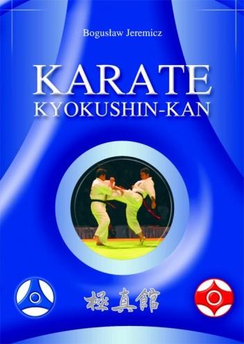 Okładka książki KARATE KYOKUSHIN-KAN