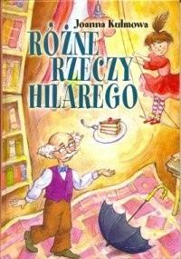 Okładka książki Różne rzeczy Hilarego