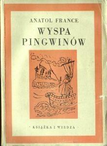 Okładka książki Wyspa Pingwinów