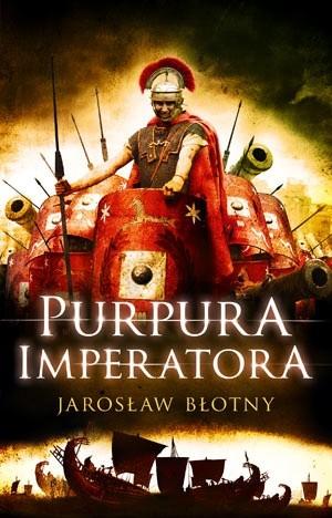 Okładka książki Purpura imperatora
