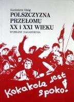 Okładka książki Polszczyzna przełomu XX i XXI wieku: Wybrane zagadnienia