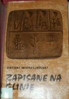 Zapisane na glinie