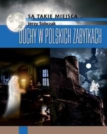 Okładka książki Duchy w polskich zabytkach