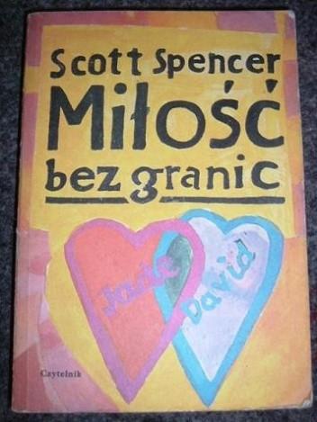 Okładka książki Miłość bez granic
