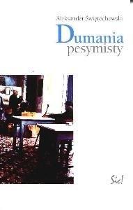 Okładka książki Dumania pesymisty