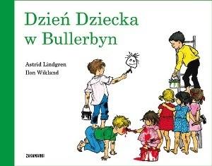 Okładka książki Dzień dziecka w Bullerbyn