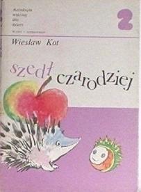 Okładka książki Szedł Czarodziej cz.2