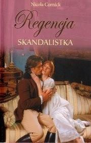 Okładka książki Skandalistka