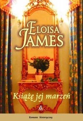 Okładka książki Książę jej marzeń