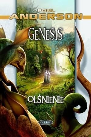 Okładka książki Genesis. Olśnienie