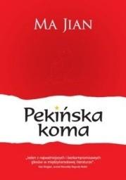 Okładka książki Pekińska koma