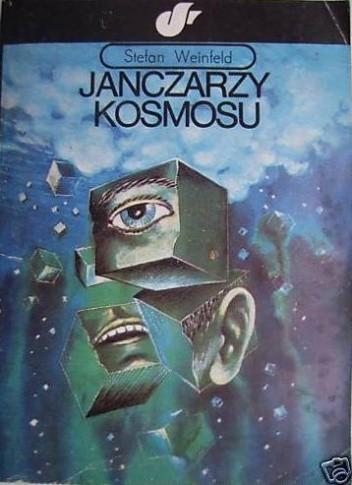 Okładka książki Janczarzy kosmosu