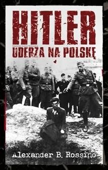Okładka książki Hitler uderza na Polskę