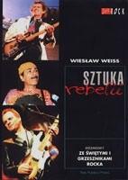 Okładka książki Sztuka rebelii: rozmowy ze świętymi i grzesznikami rocka