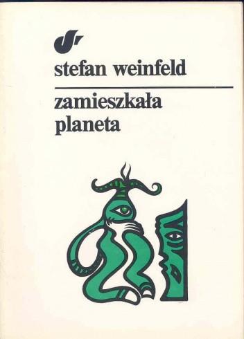 Okładka książki Zamieszkała planeta